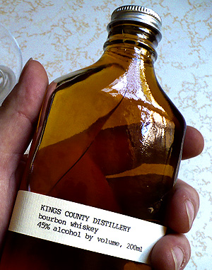 King's County Distillery Bourbon