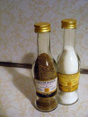 Glenmorangie Salt and Pepper Shakers