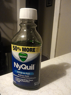 vick s nyquil 10 how to drink whisky